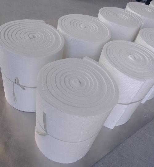 黑河高阻燃硅酸铝卷毡厂家价格