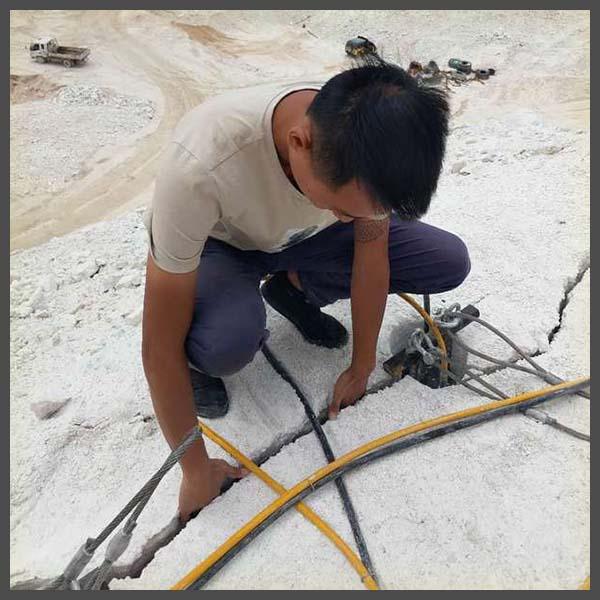 漳州液压开石机专业生产厂家专业生产厂家
