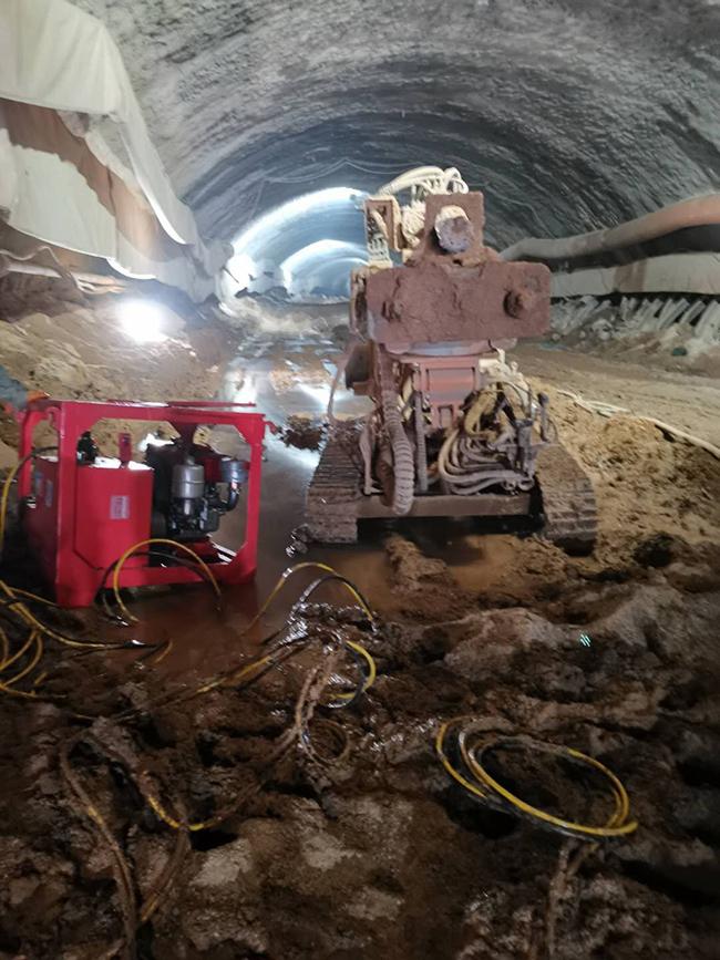 西藏省开采矿脉洞口掘进专用设备咨询热线