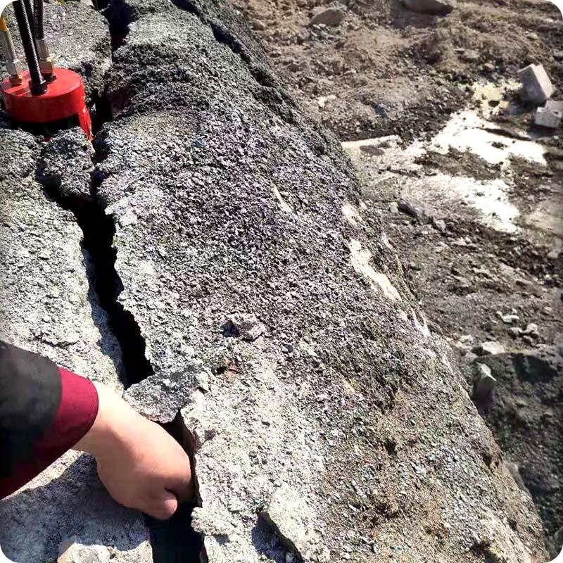 江西液压岩石分裂机怎么样