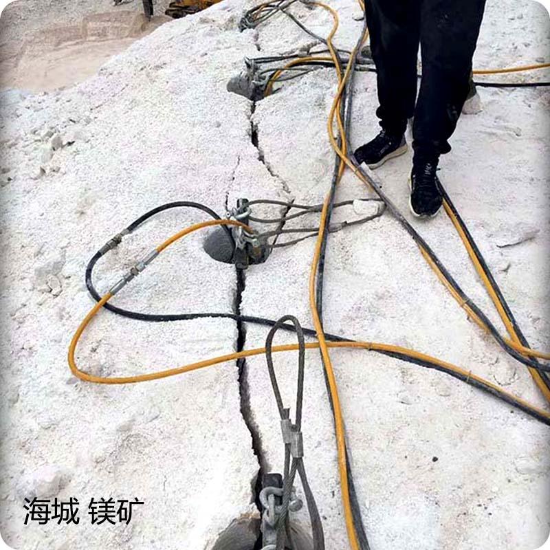 漳州分裂棒青石用什么设备开