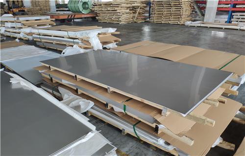 现在张家界不锈钢板多少钱一平方