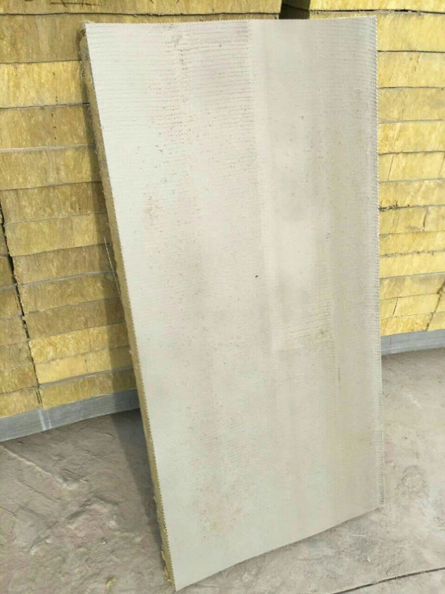 蚌埠建筑外墻巖棉復合板大量批發