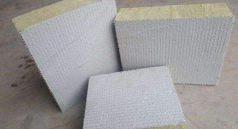 蚌埠防火巖棉復合板
