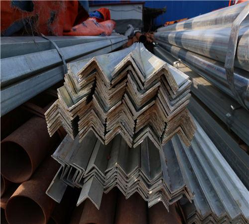 湖南镀锌4号角钢厂家直销8月份价格表