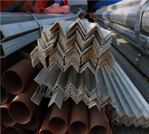 蚌埠熱鍍鋅不等邊角鋼廠家7月現貨價格表