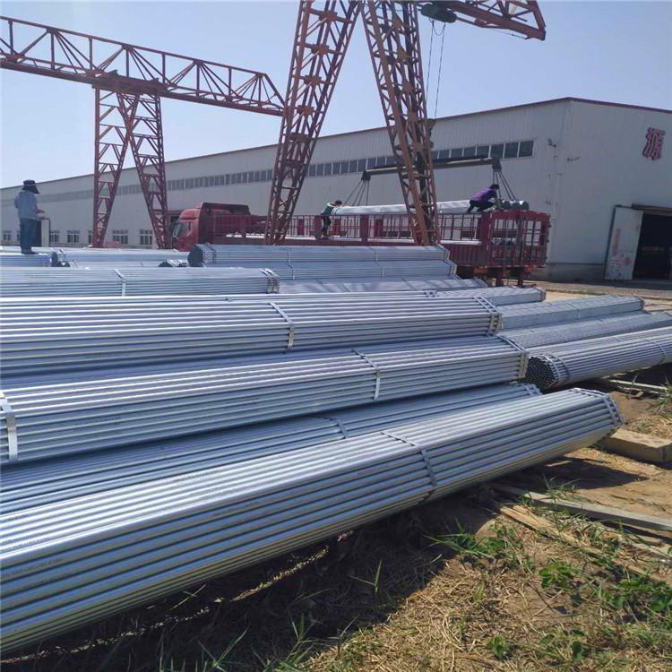 上海5寸镀锌钢管经销商