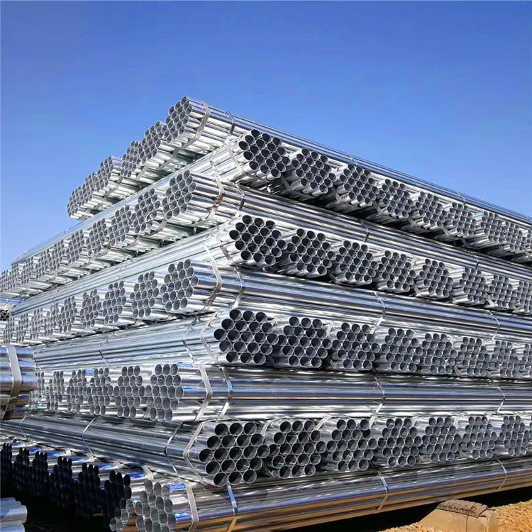上海dn100镀锌管多少钱一吨/支/根