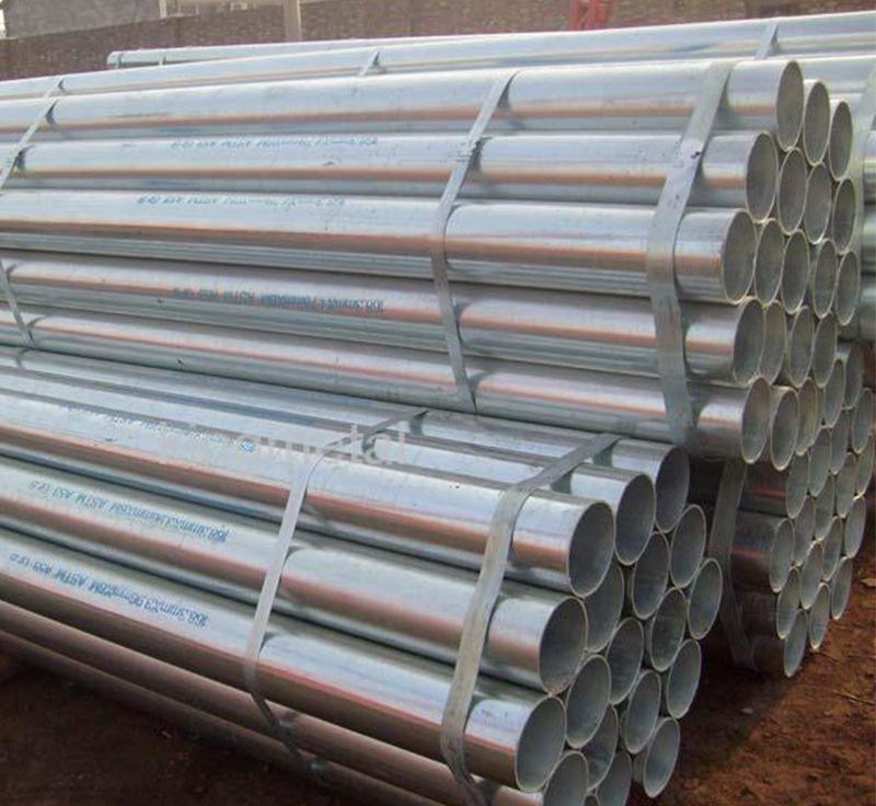 上海dn125镀锌钢管哪里卖?电话多少?