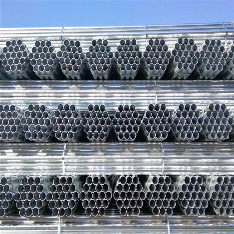 上海dn100镀锌钢管生产厂家