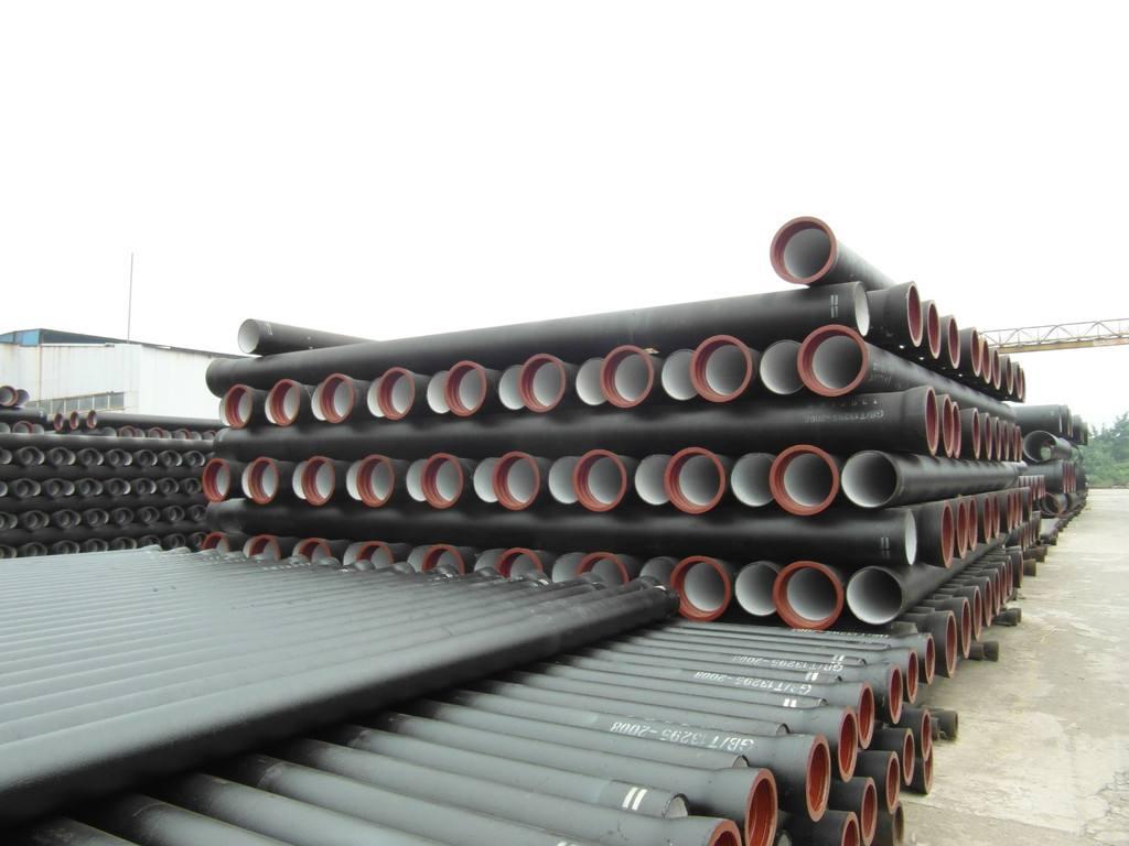 枣庄W型铸铁管直发