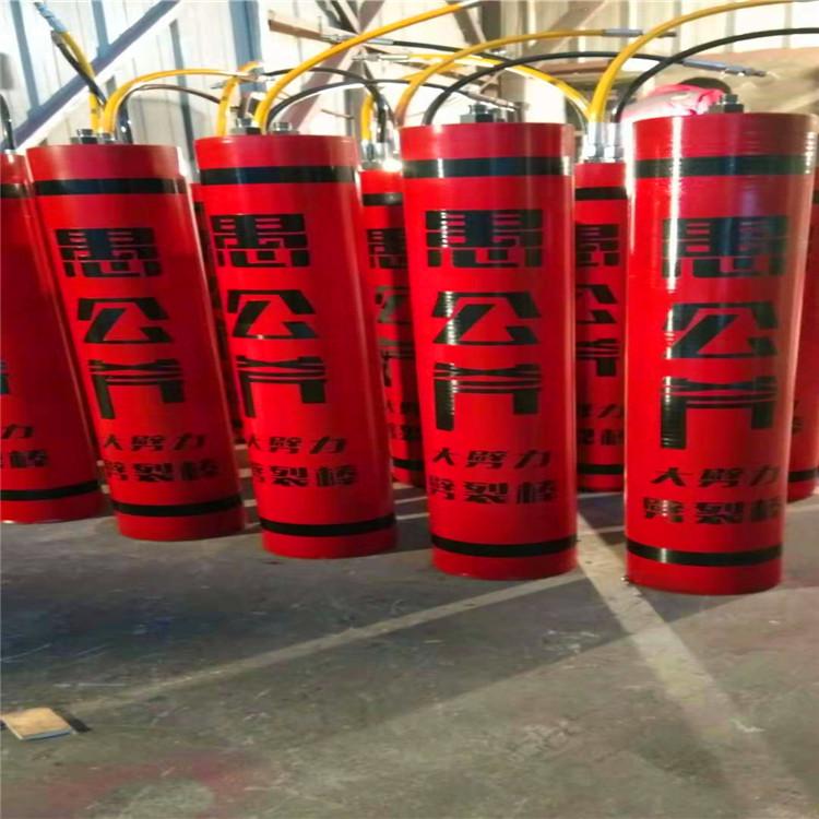 洛阳偃师市矿场开采岩石静态液压机器厂商出售