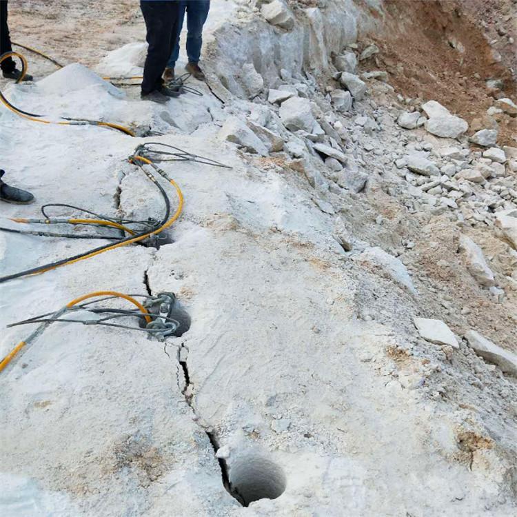 湖南会同青石矿山什么机器可以开采厂商出售农村盖房子挖地基