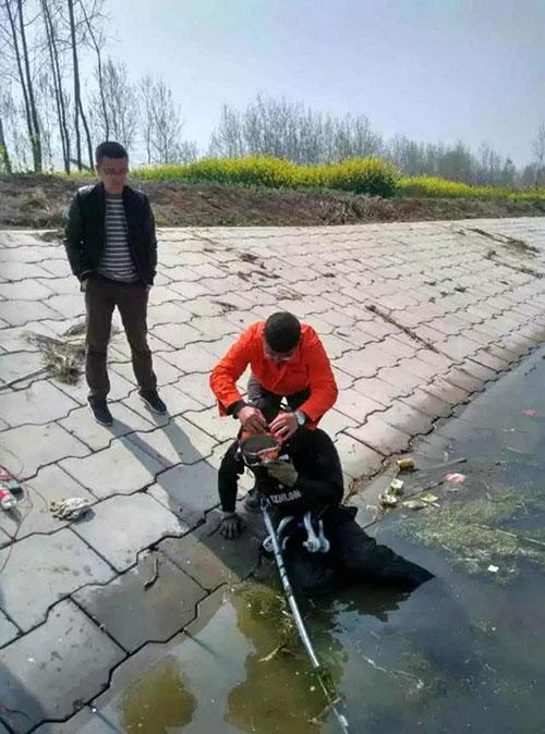 湖南省污水厂水下曝气管头维修保障企业