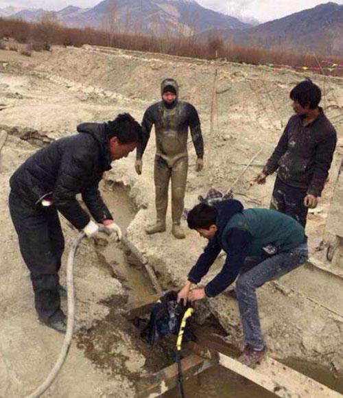 河南栾川县管道墙水下打洞《本地施工单位》创新创业