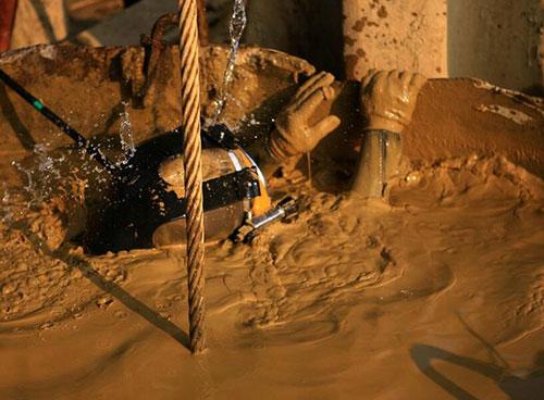 贵州普安管道墙水下打洞《水下打捞》新报价