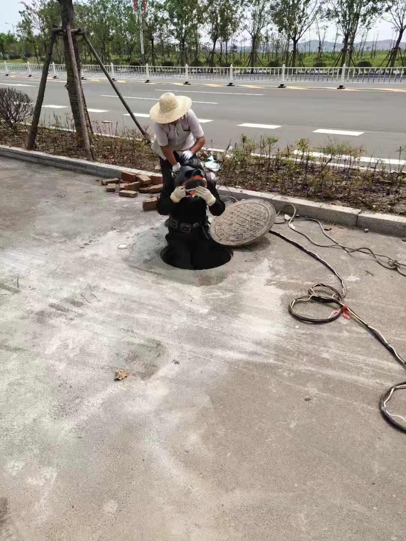 福建福安市蛙人封堵管道《本地施工单位》-技术强劲