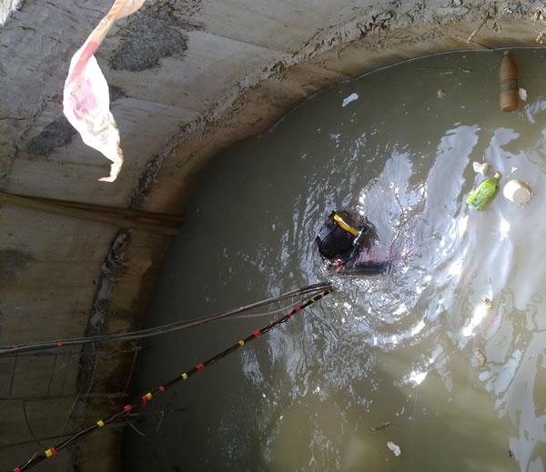 安庆 蛙人潜水封堵—水下公司