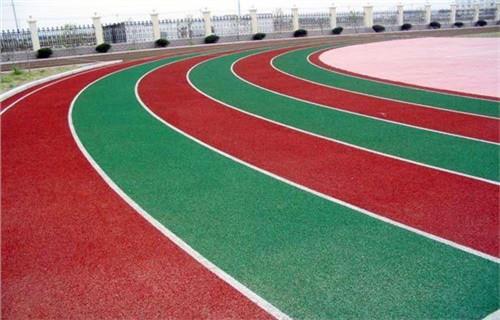 芜湖市复合型塑胶跑道厂家直销材料