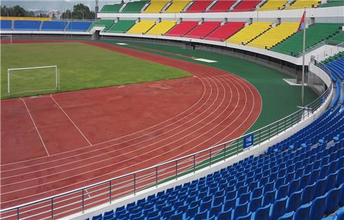 湖南预制型塑胶跑道球场材料厂家
