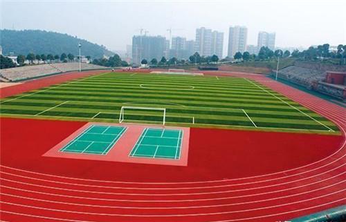 沧州市盐山复合型塑胶跑道专业设计施工公司