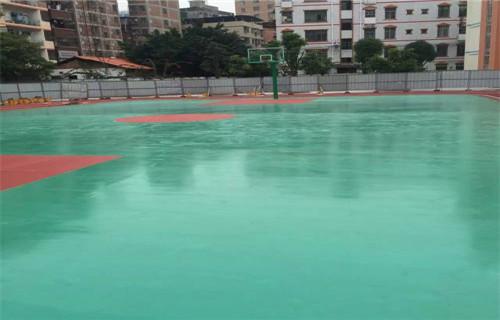 辽宁硅PU羽毛球场专业设计施工公司体奥体育有限公司