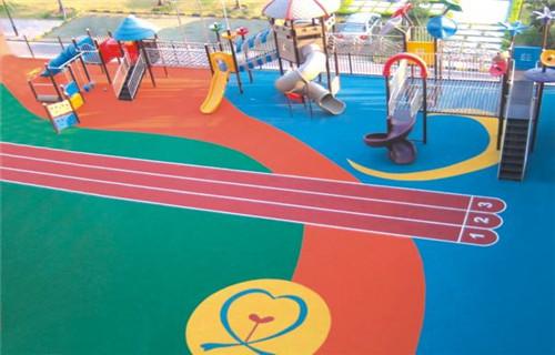 湖南EPDM幼儿园塑胶球场材料厂家