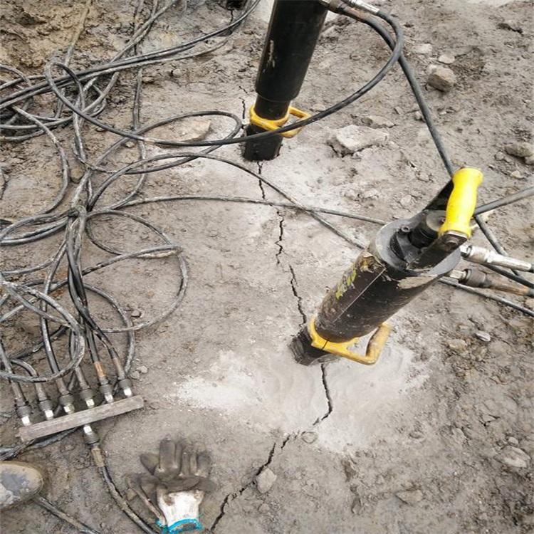 抚州井下拆除岩石用什么速度快代理商