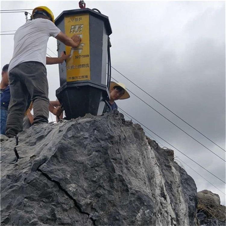 黔西南大型矿山破裂坚硬岩石用什么方案好调价信息