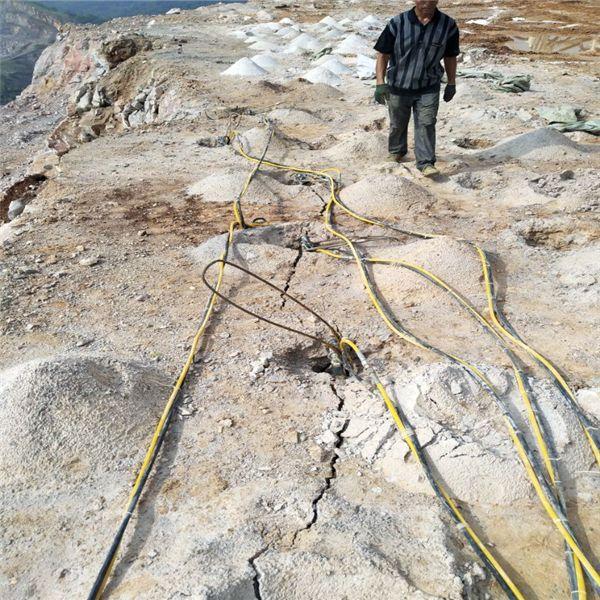 海南地下矿山隧道掘进用什么方法开石