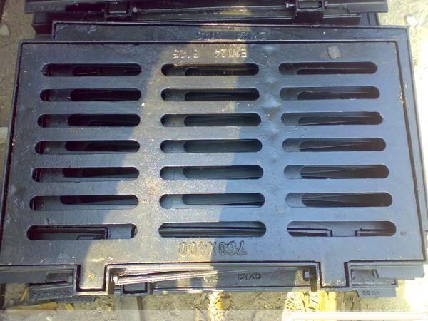山东球墨铸铁篦子、QT《E600》盖板、