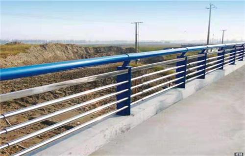 东营不锈钢道路护栏专业定制和生产