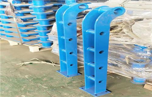 西宁耐候钢板立柱多款规格型号