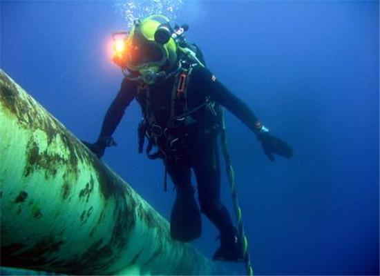 水下摄像检查 ——(池州市持之以恒