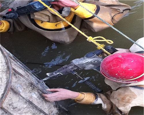 水下修补——(惠州市和衷共济
