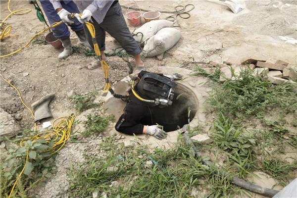 导流洞水下封堵-怀化-地铁工程堵漏
