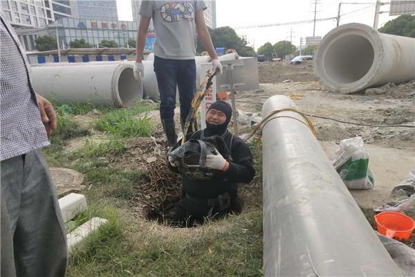 污水管道水下封堵-安康-沉降缝堵漏