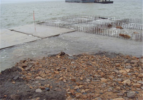 水下抛石加固——安徽高质量