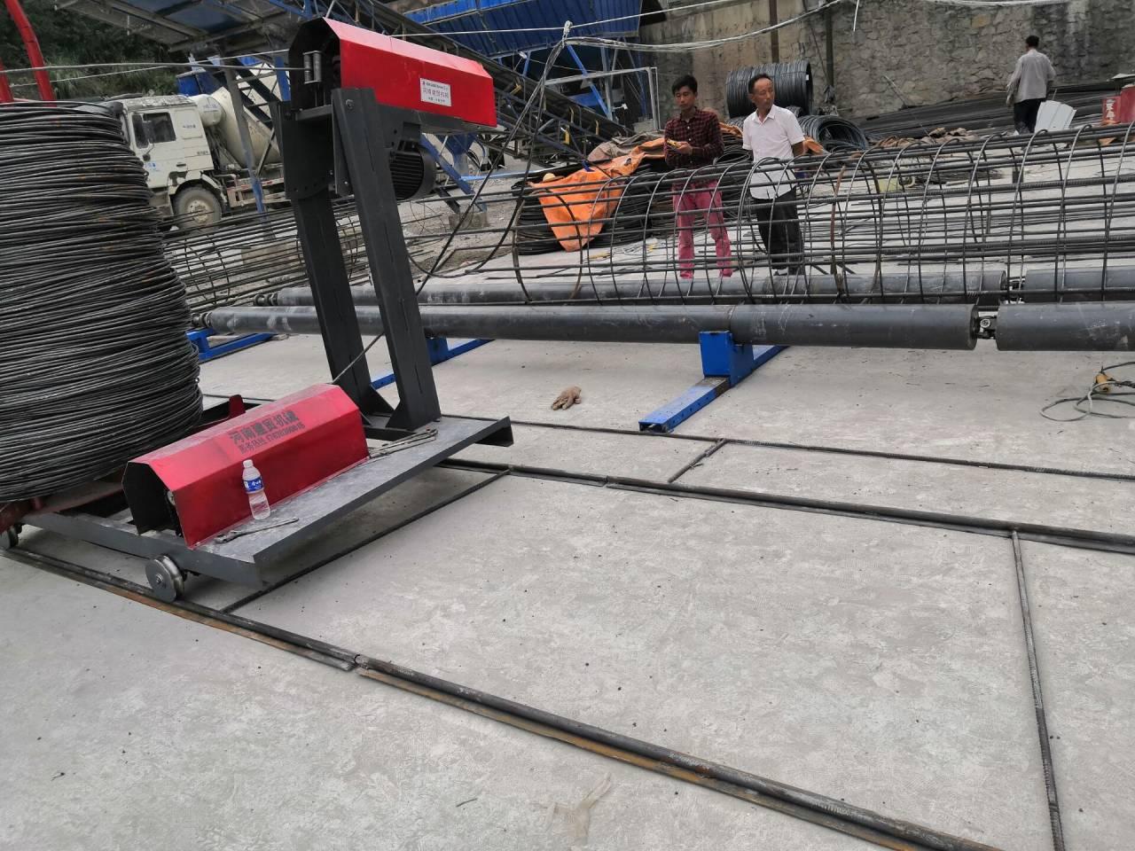 淮南数控钢筋笼绕丝机市场走向-结构