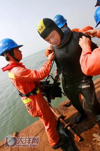 蚌埠市水下堵漏公司-心中有情