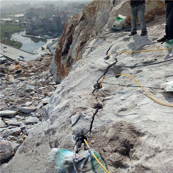 锦州液压岩石破裂棒