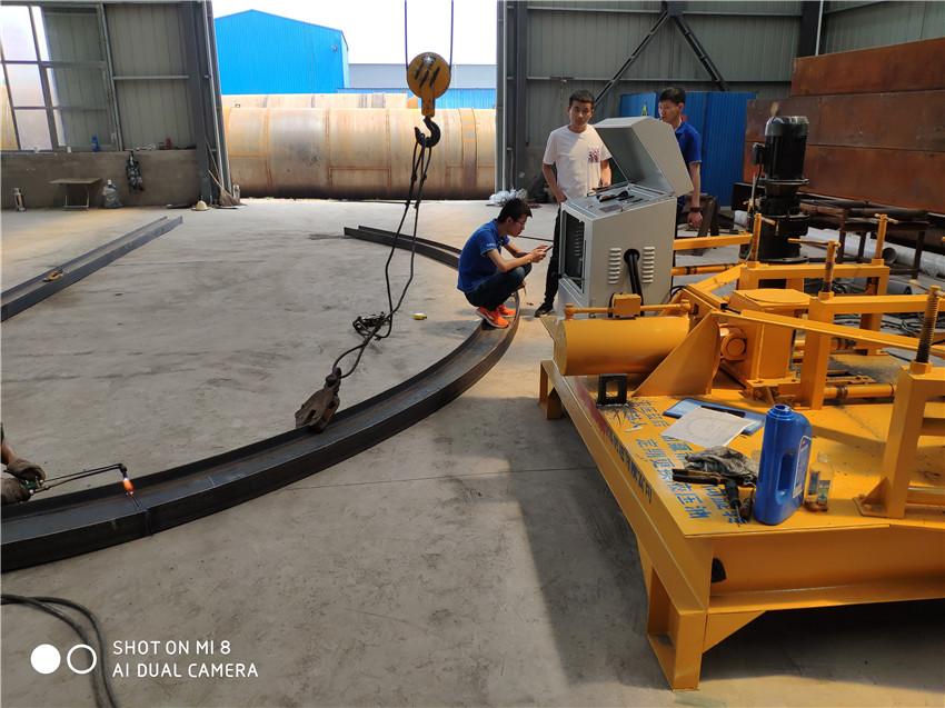 卧式工字钢冷弯机安全操作规范西藏