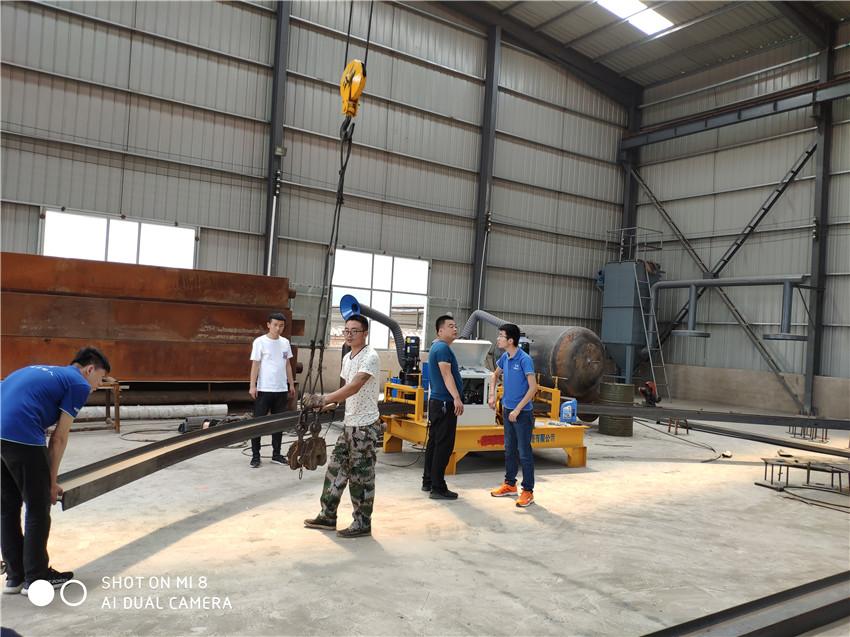 临沂32工字钢冷弯机槽钢弯拱机