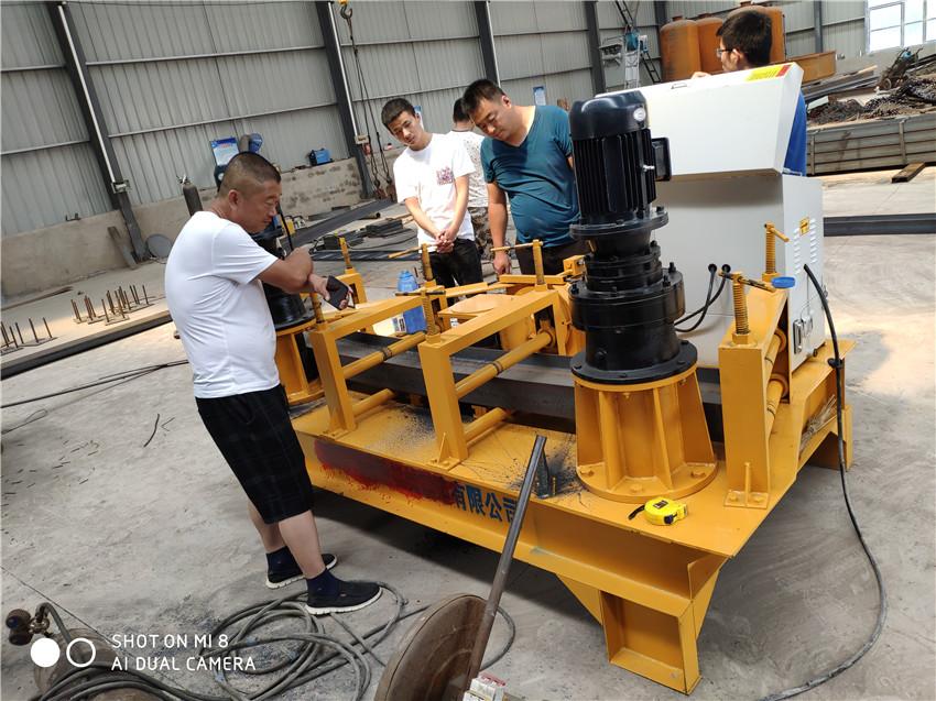 蚌埠工字鋼彎拱機