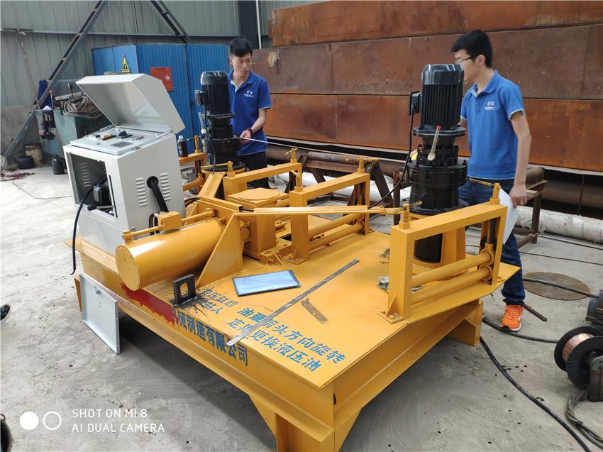 洛阳工字钢弯拱机液压冷弯机销售厂家