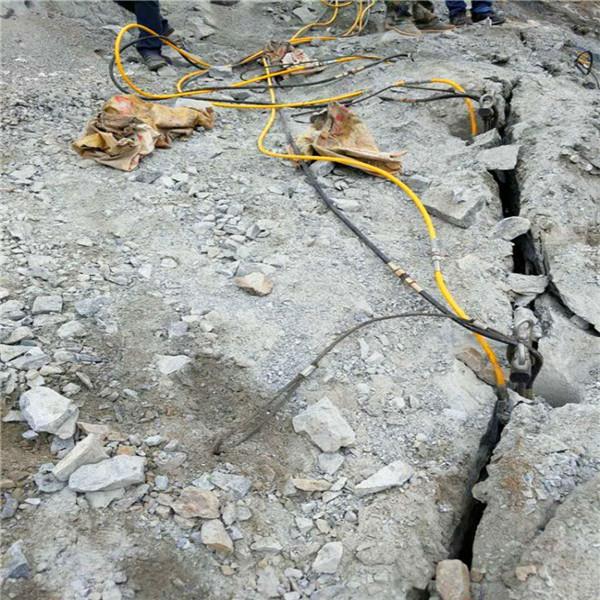黑龙江代替膨胀水泥裂石机