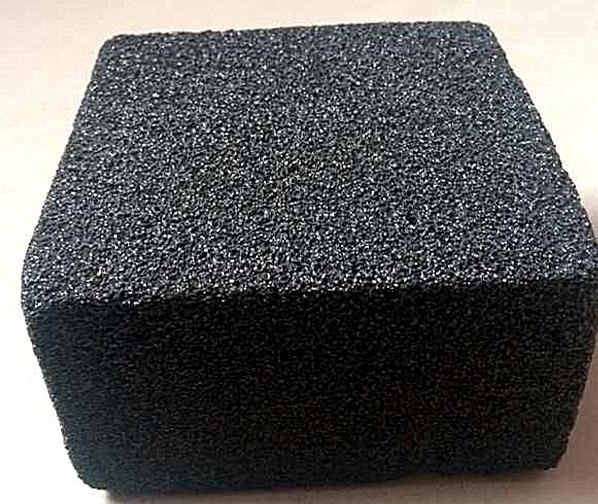 蚌埠黑色高仿泡沫玻璃保溫板直銷
