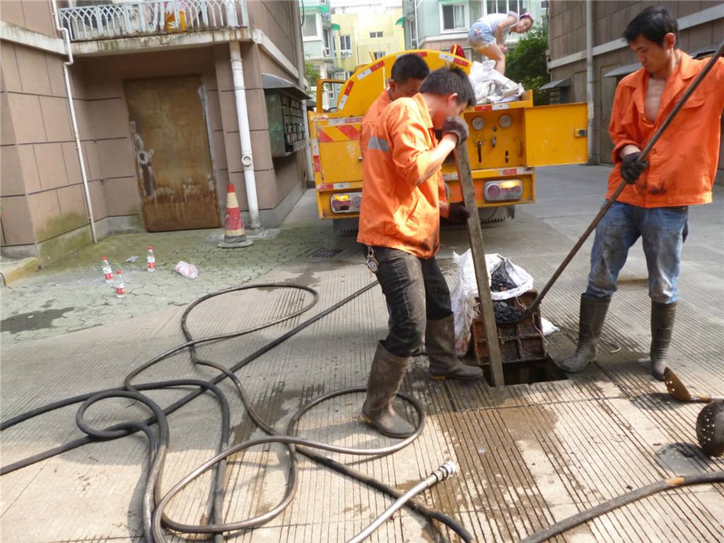 章贡区市政排污管道清洗专业高效