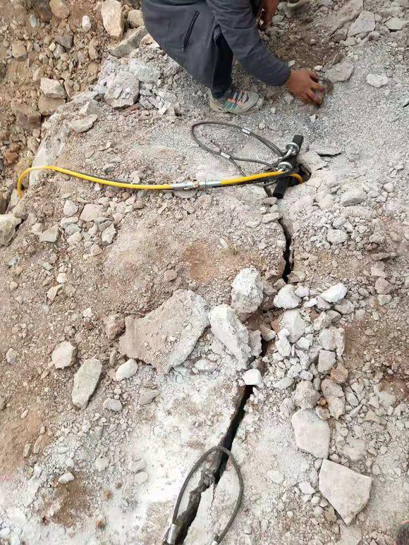 蚌埠簡單速度快的開石頭設備