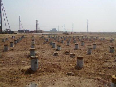 淮南路基沉降板 旋挖桩尖加工定制-达讯桩基